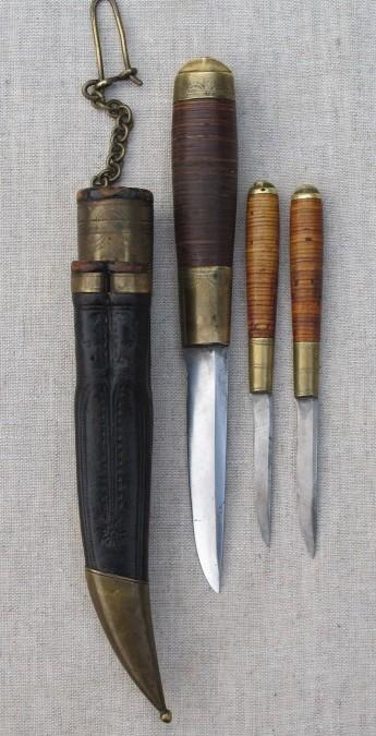 Suomalainen puukko