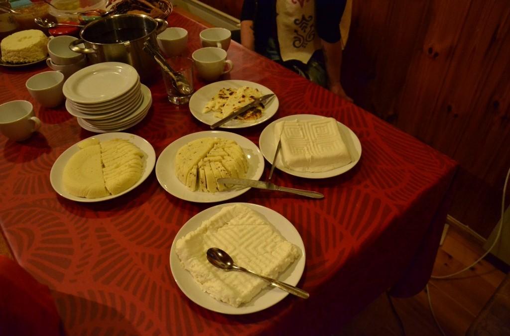 Varsinais-Suomen paikallistapahtumassa maistuivat perinnejuustot
