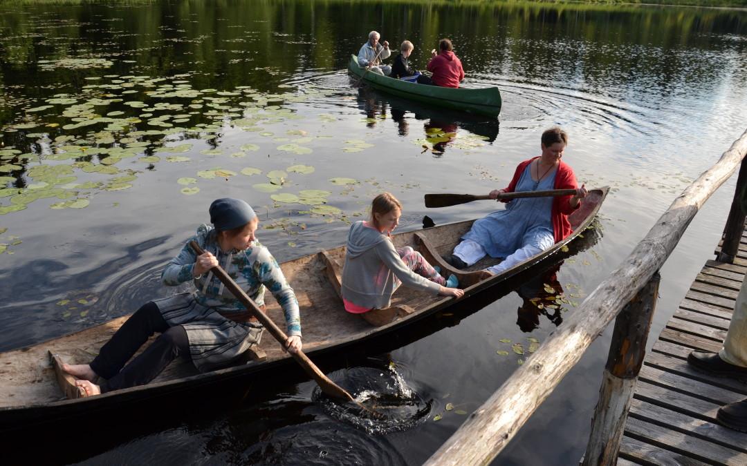 Tampereen Telakalla juhlitaan 10-vuotiasta Taivaannaulaa