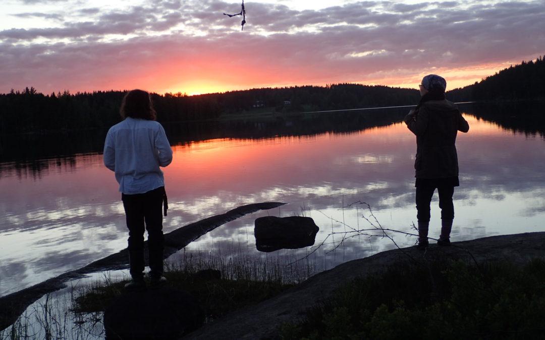 Kuvia Koskenpään kesäleiriltä
