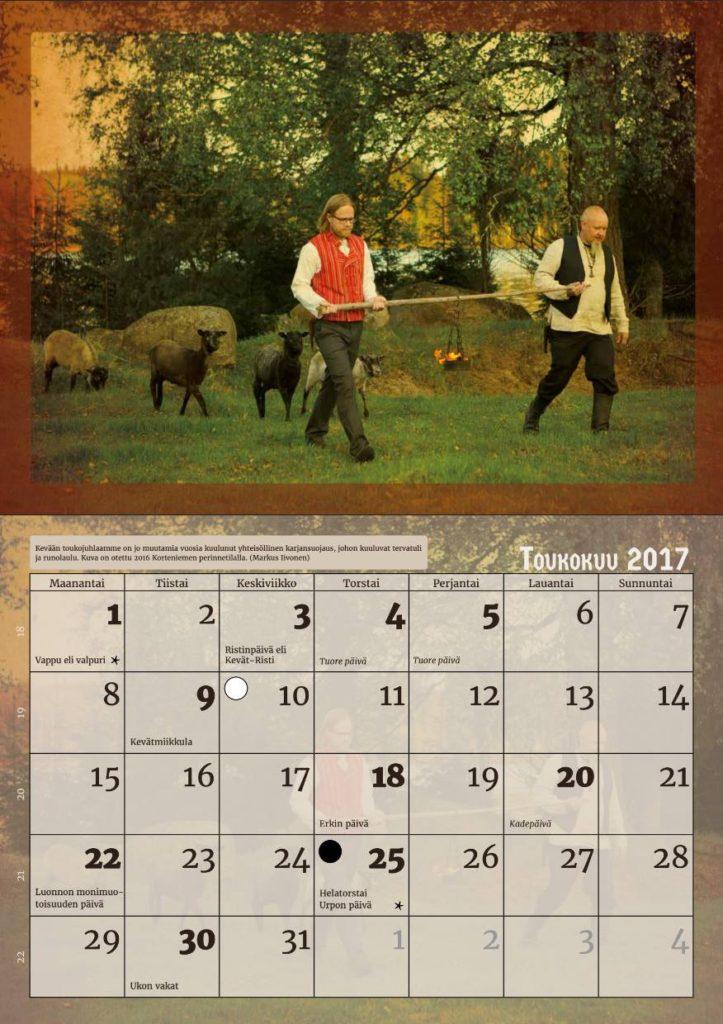 kansanperinnekalenteri