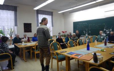 Haapajärven kylällä puhuttiin hiisistä