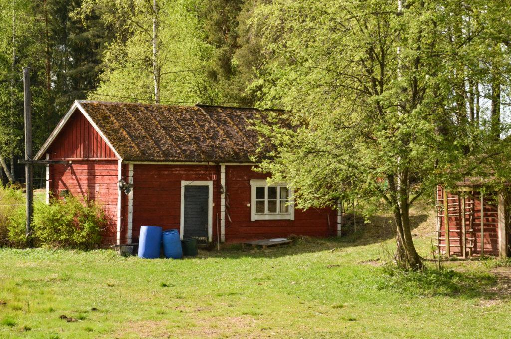 Tuormalan sauna