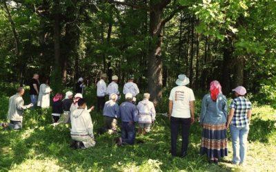 Marilaiset viettävät toukojuhlaa sunnuntaina