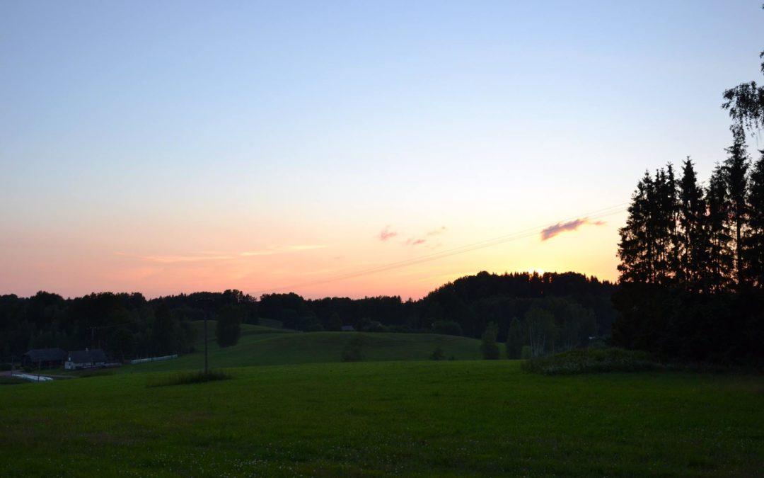 Kuvia heinäkuun matkalta Virosta