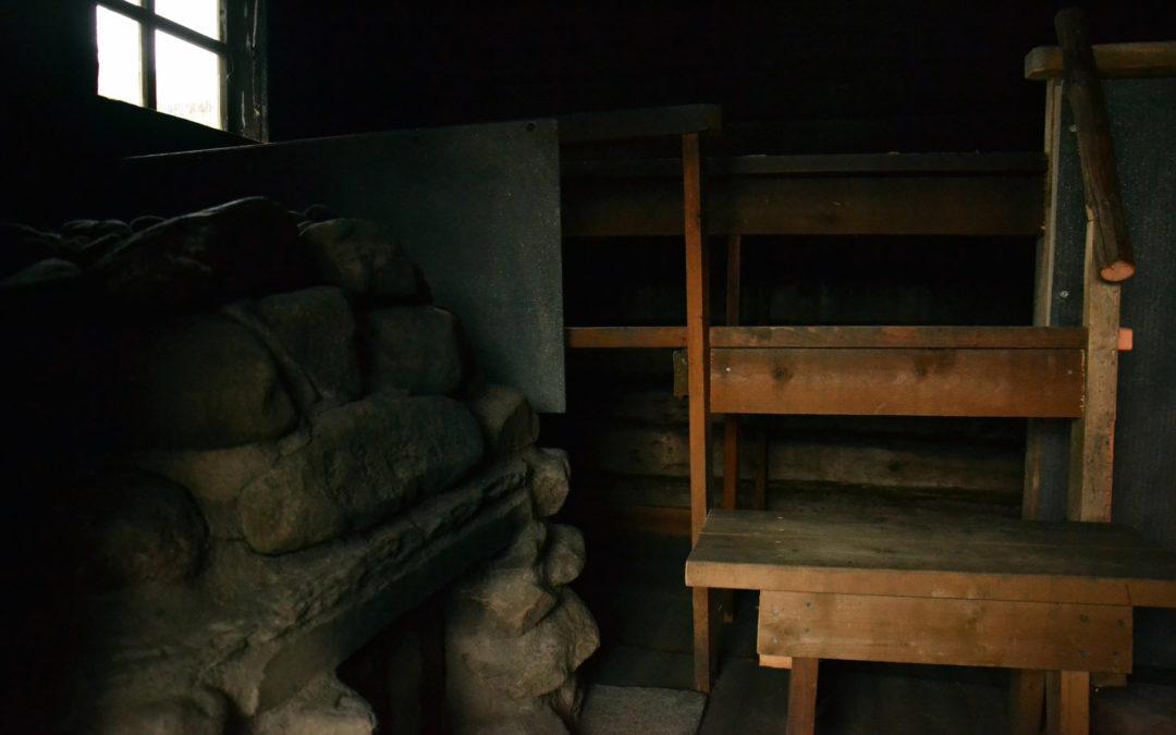 Sauna-aiheinen iltapäivä Tampereella