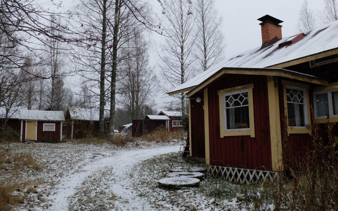 Tampereella luento pihapiirin väestä