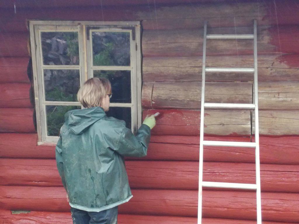 Kuva: Maija Lehtisaari.