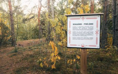 Pyhien luonnonpaikkojen valokuvanäyttely virtuaalisena verkossa